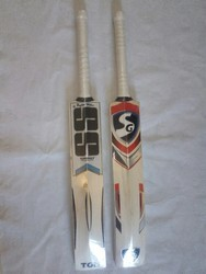 SS and SG English Willow Cricket Bat