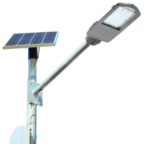 Street Light Watts: 12 W Aluminum Solar LED Street Light, Rs 11475 /piece