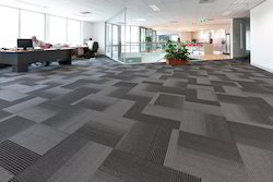 Office PVC Floor Carpets