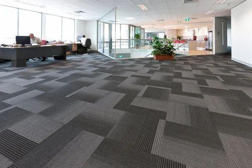 Superbe Office Floor Carpets