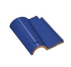 Glazed Roof Tiles, Thickness: 10 - 12 Mm
