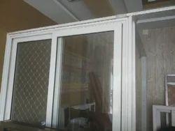 UPVC Aluminum Door