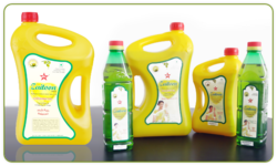 Edible Oil Labels