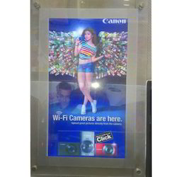 LED Display Frame