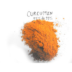 Natural Curcumin Extract Powder