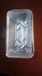 Silver Foil Containers