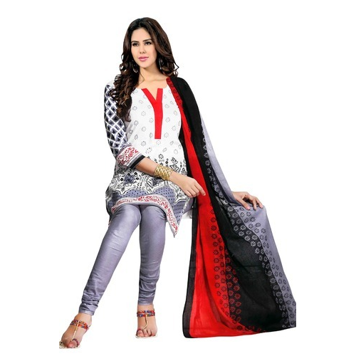 7f345a83f6 Printed Suit - Black Printed Suit Manufacturer from Jetpur