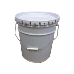 Tinplate Open Top Pails Paint Containers, Capacity: 5 Kg To 25 Kg., Size: 5 To 25 Kg Capacity