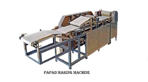 SK Engineers Automatic Papad Making Plant