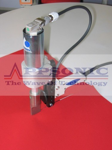 Ultrasonic Fabric Cutter