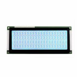 20x4 Jumbo STN Blue LCD Module