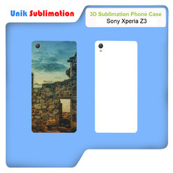 3d Sublimation Mobile Case Cover For Sony Xperia Z3