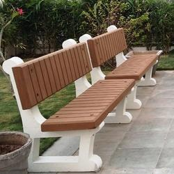 Concrete Bench at Rs 2700 Rcc Garden Bench ID 8308060912