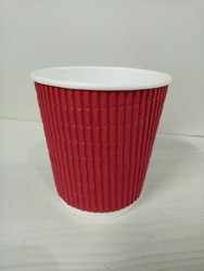 Paper Ripple Coffee Cup 8 oz