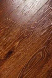 Regal Decor White Wooden Floor