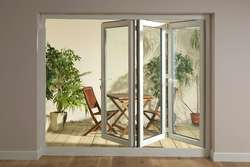 UPVC Bifold Sliding Doors