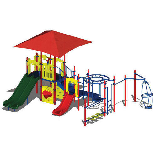 MS Engineering Kids Outdoor Multi Play System