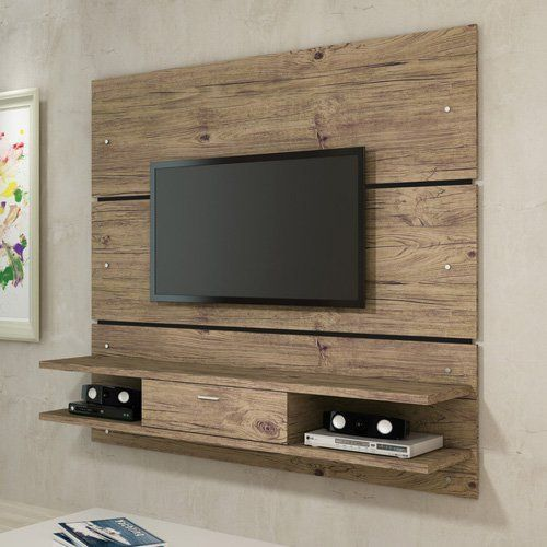 Household Solid Wood Tv Unit Television Stand Tv Rakhne Ka Stand