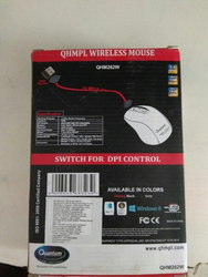 Cordless Mouse