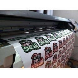 Vinyl Sticker, For cars and industries