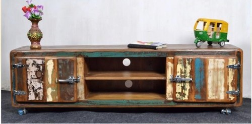 Recycled Wood Tv Cabinet Recycled Wood Furniture House Of