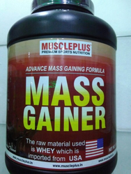 Muscle Plus Mass Gainer