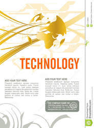 Leaflet Template Offset Printing Service