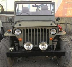Second Hand Mahindra Jeep Mm 540 Diesel