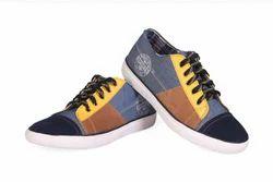 Mixed Color Men VOLT Jeans Casual Shoes, Size: 6-10