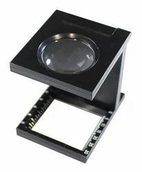 Linen Tester Folding Magnifier
