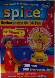 Spice Rechargeable Fan