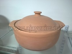 Clay Cookware With Lid