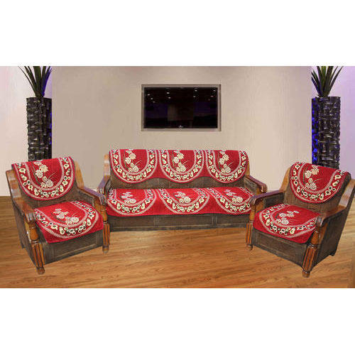 Fancy Sofa Cover At Rs 1200 Set Surat