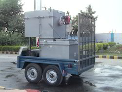 Mobile Incinerator/Poultry Waste Incinerator