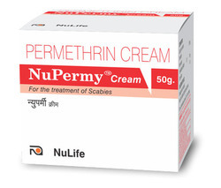 Permethrin Cream