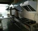 G.i, S.s Commercial Exhaust Hood