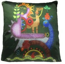 Cotton Digital Cushion Cover