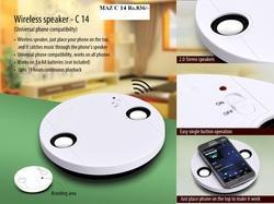 Wireless Speaker Taz C-14
