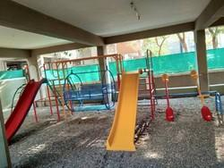 Park Play Equipment
