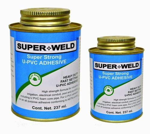 Industrial Grade Super Weld UPVC Pipe Adhesive