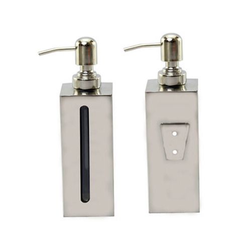 Wall Mounted Liquid Ss Soap Dispensers