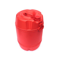 SD Polycraft Cylindrical HDPE 50Ltr Plastic Drum, Capacity: 0-50 litres, Packaging Type: Chemical And Oil Packaging