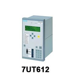 Siprotec 7ut612 Transformer Differential Protection Relay - Automation Device