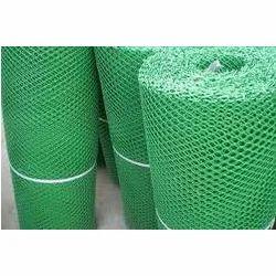 Green Fencing Hex Net