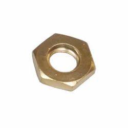 Brass Plain Nut