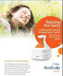 Male and Female Acu Scalp Massager