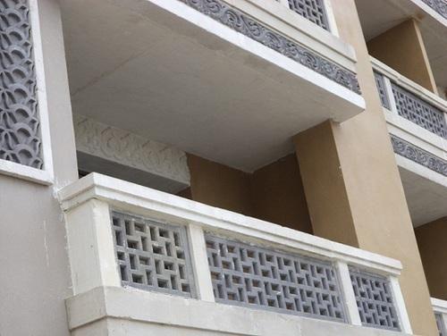 GRC Roof Railing