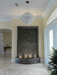 Indoor Wall Fountain