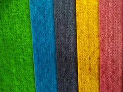 印花彩色手工制作纸,用于装饰物品
