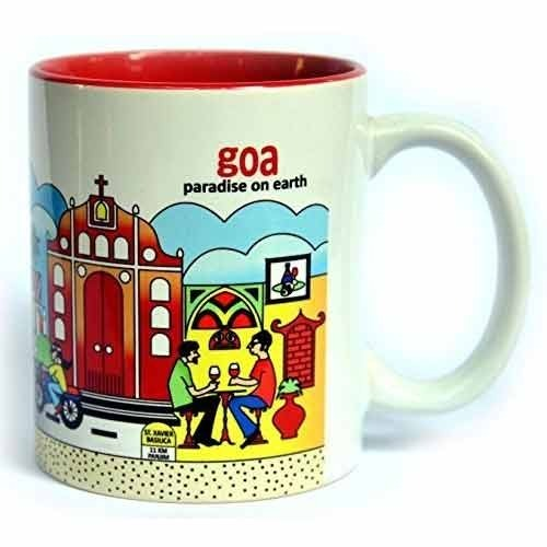 Goa Theme Coffee Mug